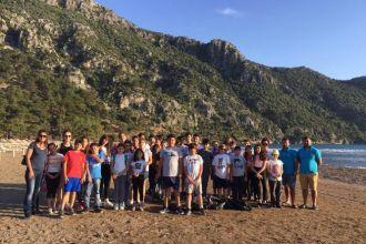 Özel Fethiye Öğrencileri DEKAMER'İ Ziyaret Ettiler