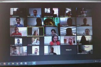 İlkokullarımız İle Online Veli Toplantılarımız gerçekleştirildi.
