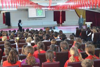 Bulaşıcı Hastalıklar hakkında bilgilendirme semineri