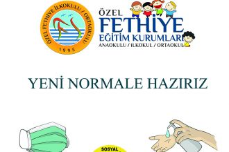 YENİ NORMALE HAZIRIZ