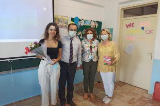 1. Sınıflarda Ağız Ve Diş Sağlığı Eğitimi