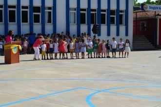 Özel Fethiye'de Miniklerin İlk Gün Heyecanı