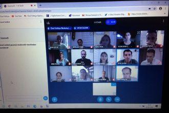 Özel Fethiye'de Online Veli Toplantıları
