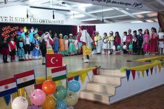 Özel Fethiye'de Dünya Çocuk Günü